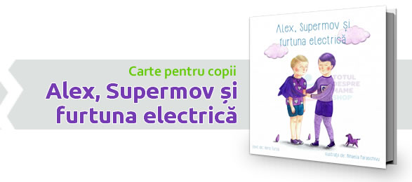 Alex, Supermov si furtuna electrica